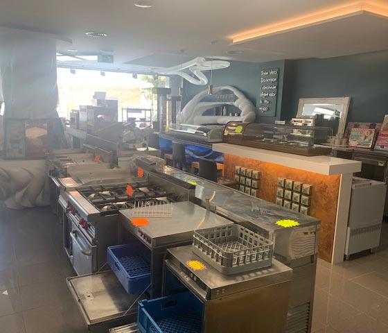 instalacion y reparacion de maquinaria para la hosteleria