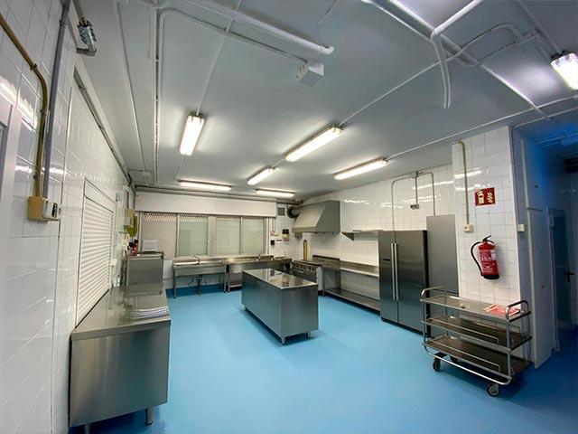 mantenimiento de maquinaria de cocina y hosteleria